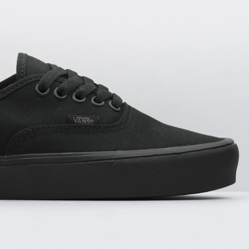 990a7c533dbb Кеды Vans Authentic Lite Black Black (VA2Z5J186). Купить в интернет ...
