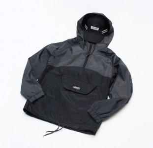 Анорак Anteater Pocket Grey/Black