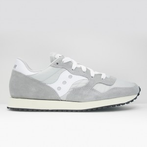 Кроссовки Saucony DXN Trainer Vintage Grey/White (70369-4)