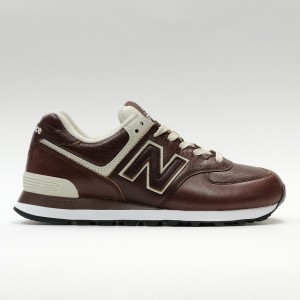 Кроссовки New Balance ML574LPB Brown