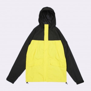 Куртка Heartland M3 Black/Yellow