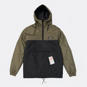 Анорак Anteater Spray Winter Black/Khaki