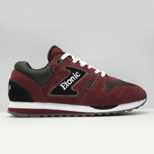 Кроссовки Etonic Trans Am Mesh Burgundy/Grey/Black (EML14F-17-123)