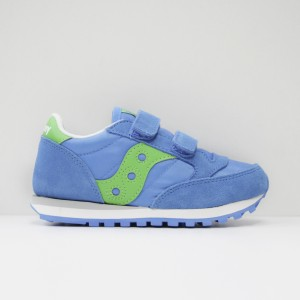 Кроссовки Saucony Jazz Double HL Blue/Green (SC58806)