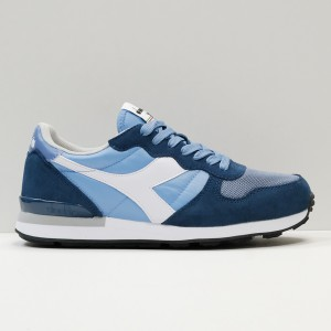 Кроссовки Diadora Camaro Allure/Ensign blue/Gray (159886-C7969)