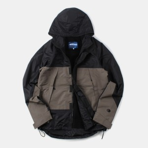 Куртка Outcast Nomad Black/Tobacco Brown