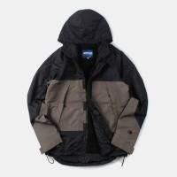 Куртка Outcast Nomad Black/Tobacco Brown