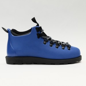 Ботинки Native Fitzsimmons Citylite Reflex Blue/Jiffy Black (31106800-4310)