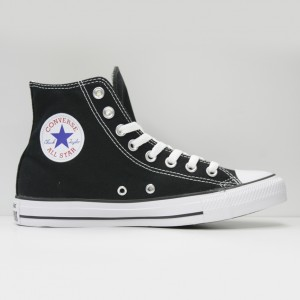 Кеды Converse All Star Chuck Taylor Hi Black (M9160)