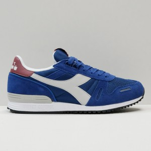 Кроссовки Diadora Titan II Twilight blue/Dawn blue/Burnt (158623-C7960)