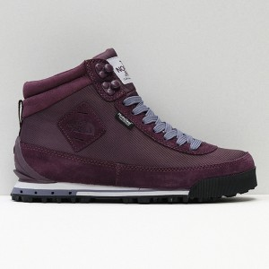 Ботинки The North Face Back To Berkeley Boot II Fig/Grisaille Grey (T0A1MF5SM)