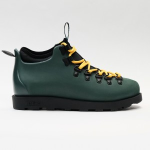 Ботинки Native Fitzsimmons Citylite Spooky Green/Jiffy Black (31106800-3157)
