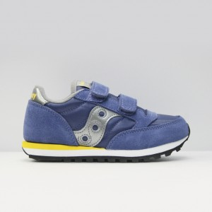 Кроссовки Saucony Jazz Double HL Blue/Grey (SC57793)