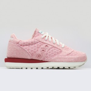 Кроссовки Saucony Jazz Original Cozy Pack Pink (S60295-3)