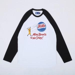 Лонгслив Anteater x Pepsi Black/White