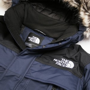 Куртка The North Face McMurdo 2 Navy/Black (T0CP07M8U)
