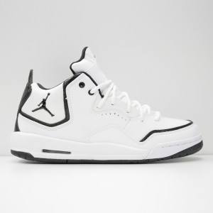 Кроссовки Jordan Courtside 23 White/Black/Black (AR1002-100)