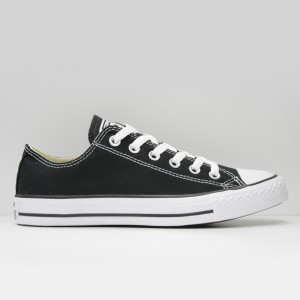 Кеды Converse All Star Chuck Taylor Low Black (M9166)