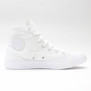 Кеды Converse All Star Chuck Taylor Hi Monochrome White (1U646)