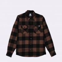 Рубашка Dickies Sacramento Gravel Grey (200142)