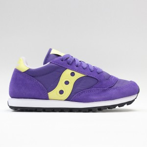 Кроссовки Saucony Jazz Low Pro Purple (1866-195)