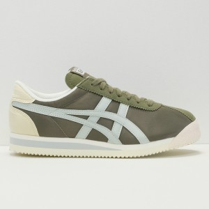 Кроссовки Onitsuka Tiger Corsair Dark Olive/Light Sage (1183A352-300)