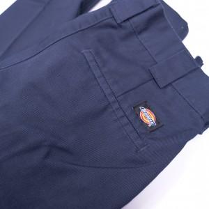 Штаны Dickies Slim Fit Work Pant Dark Navy (WE872)