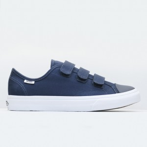 Кеды Vans Style 23 Dress Blues/True White (VA38GCKO7)