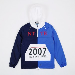Анорак Anteater Spray Winter Navy/Blue/White