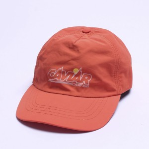 Кепка Caviar 6-Panel Mountains Orange