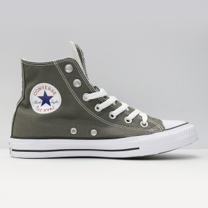 Кеды Converse All Star Chuck Taylor Hi Charcoal (1J793)