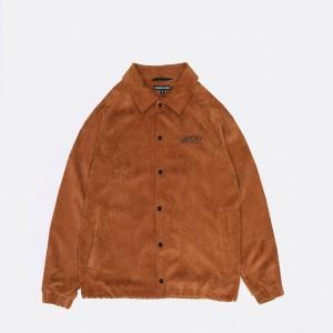 Куртка Anteater Coach Jacket Velvet Terracot