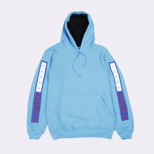 Толстовка CodeRed Sport Hood Up Sky Blue Afro Inline Sleeves