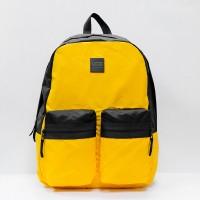 Рюкзак Vans Double Down Yellow/Black (VN0A3NG3UWL)