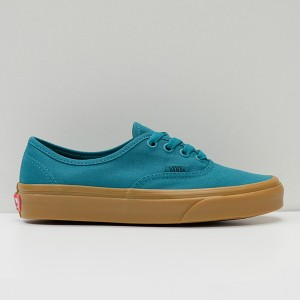 Кеды Vans Authentic Quetzal Green/Gum (VA38EMVKU)