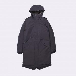 Куртка Loading 7206 TL Winter Parka Dark Grey