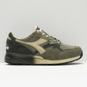 Кроссовки Diadora N.902 Speckled Burnt Olive Green (173286-70431)