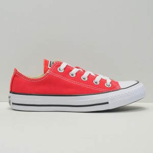 Кеды Converse All Star Chuck Taylor Low Red (M9696C)