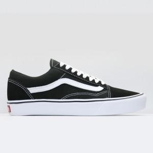 Кеды Vans Old Skool Lite Black/White (VA2Z5WIJU)