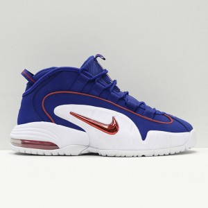 Кроссовки Nike Air Max Penny 1 Deep Royal Blue/Gym Red/White (685153-400)