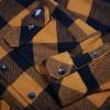 Рубашка Dickies Sacramento Brown Duck (200142)