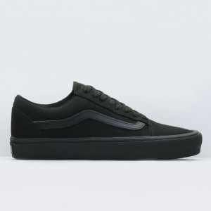 Кеды Vans Old Skool Lite Black/Black (VA2Z5W186)