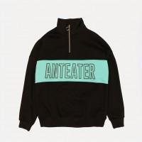 Толстовка Anteater Zip-Crewneck Black/Mint