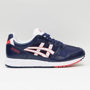 Кроссовки ASICS Gel-Saga Midnight/White (1191A170-400)