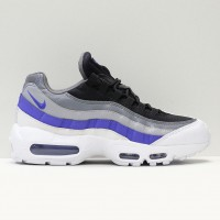 Кроссовки Nike Air Max 95 Essential White/Persian Violet/Cool Grey (749766-110)