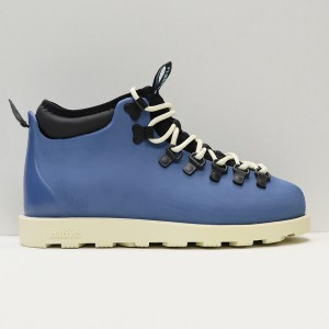 БОТИНКИ NATIVE FITZSIMMONS CITYLITE TRENCH BLUE/BONE WHITE (31106800-4520)
