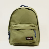 Рюкзак Eastpak Out of office Khaki/Blue (EK767-59T)