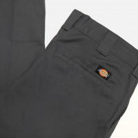 Штаны Dickies Slim Fit Work Pant Charcoal (WE872)