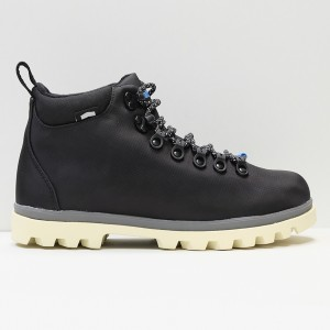 Native Fitzsimmons Treklite Jiffy Black/Dublin Grey/Bone White (41100630-1099)