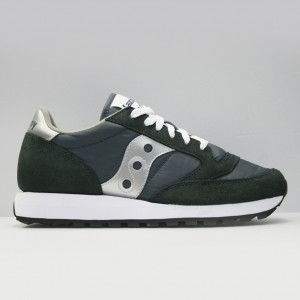 Кроссовки Saucony Jazz Original Navy/Silver (1044-2 / 2044-2)